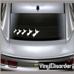 Family Decal Set Angels 01 Stick People Car or Wall Vinyl