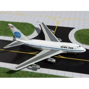 Gemini Jets Pan Am B747SP Model Airplane