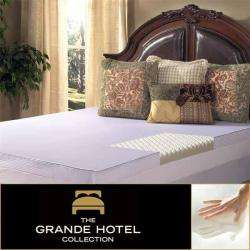 Grande Hotel Collection 4 inch Comfort Loft Twin/ Full size Memory