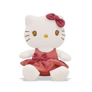 Nature Care Plush Hello Kitty 12 with Pink Dress Toys & Games