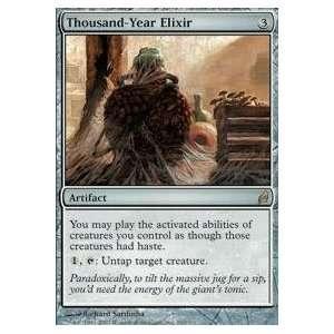 Magic the Gathering   Thousand Year Elixir   Lorwyn