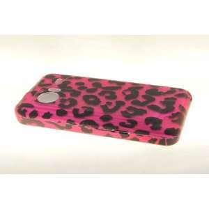 HTC Droid Incredible 6300 Hard Case Cover for Hot Pink