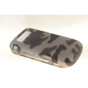 Blackberry Torch 9800 Hard Case Cover for Camouflage