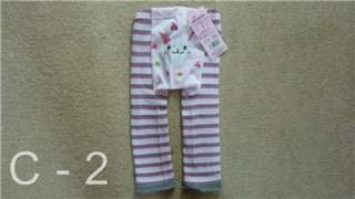 NEW BABY TODDLER BOYS GIRLS TROUSERS LEGGINGS FREE P&P