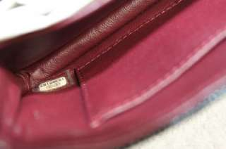 Chanel Black New Mini X Small Caviar Leather Flap Messenger Bag New