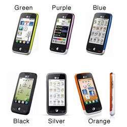 LG GS290 Cookie Fresh Black GSM Unlocked Cell Phone