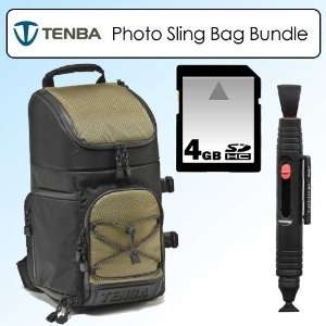 Tenba 632 641 Shootout Convertible Photo Sling Bag Small