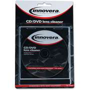 Innovera CD/DVD Laser Lens Cleaner