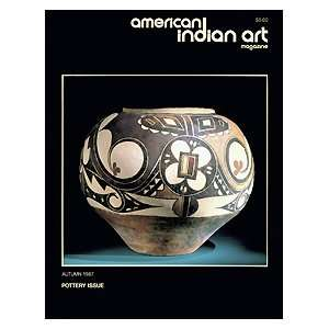 American Indian Art Magazine Volume 12, Number 4 Autumn