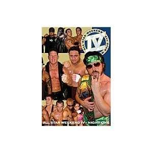 Pro Wrestling Guerrilla: PWG All Star Weekend IV Night 1