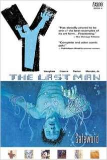 the Last Man Vol. 4 Safeword (Paperback)