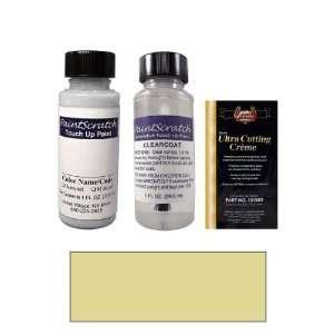 1 Oz. White Gold Metallic Paint Bottle Kit for 2010 Dodge