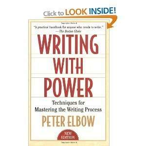 Writing With Power Techniques for Mastering (text only