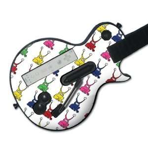 Hero Les Paul  Wii  Daniel Johnston  Hi, How Are You  Rainbow Skin