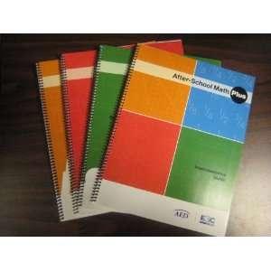 After School Math Plus (9780894920264) Books