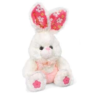 The Big Bunny 12 inch Plush Toy   Pink: Toys & Games