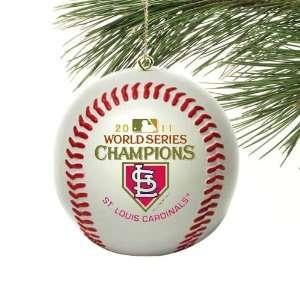 MLB St. Louis Cardinals 2011 World Series Champions Mini