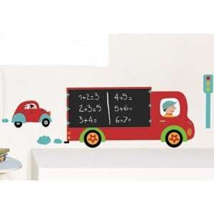 Decorative Water Resistant Chalkboard Wall Stickers