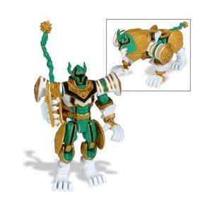 Power Rangers Mystic Force: Green Power Ranger to