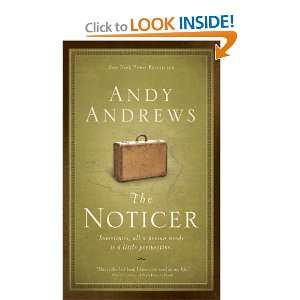 needs is a little perspective (9781594153716): Andy Andrews: Books