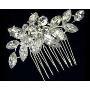 Rhinestone Hair Comb 2334 Beauty
