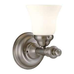 Minka Lavery W5271 84 1 Light Bath 1 100 W Brushed Nickel