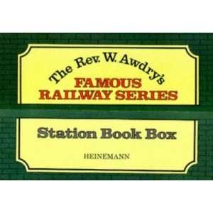 Tank Engine Station Book Box (9780434928224) the Rev. W. Awdry Books