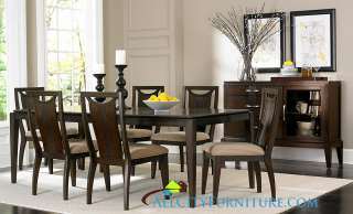 Daytona Dinette 7pcs Dining Room Set Table and 6 Side Chairs