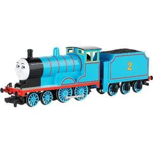 Thomas & Friends Edward the Blue Engine with Moving Eyes