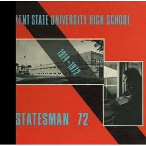 High School Program), Kent, Ohio Kent State University (High School