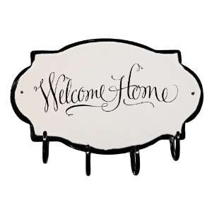 America Retold Welcome Sign with Hooks