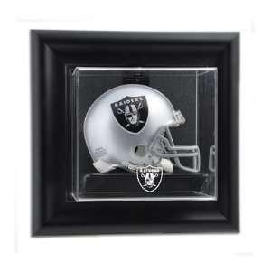 Raiders Wall Mounted Mini Helmet Display Case