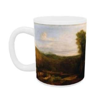 Echo and Narcissus, c.1804 by Joseph Mallord William Turner   Mug