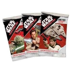 Sar Wars Pocke Model Game Booser Pack oys & Games