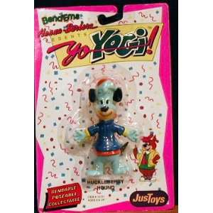 Yo Yogi Huckleberry Hound (1991) Toys & Games