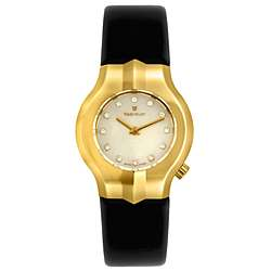 Tag Heuer Womens 18k Gold Alter Ego Watch