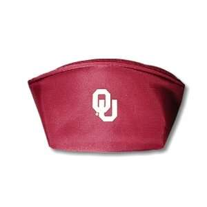 Sooners   Makeup Cosmetics Bag / Case / Purse