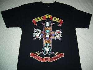 Guns NRoses shirt small new classic rock punk metal