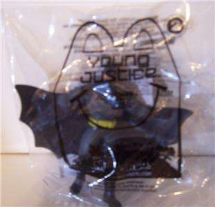 McDonalds HAPPY MEAL TOY Young Justice Batman #2~2011