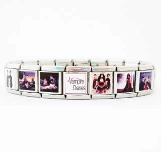 The Vampire Diaries Italian style Charm Bracelet