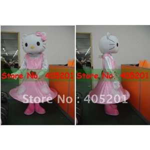 kitty costume for party hello kitty mascot costumes Toys & Games