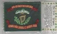 NEW 69TH REGIMENT IRISH BRIGADE PATCH