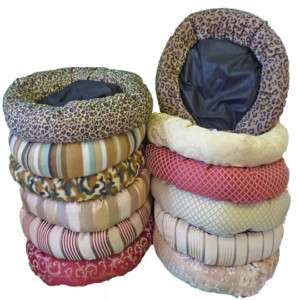 23 Round Dog/Cat Pet Bed   Your Choice of Colors
