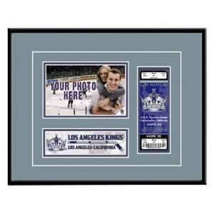 Thats My Ticket TFGHKYLAK Los Angeles Kings Game Day Ticket Frame