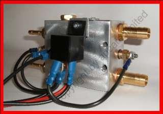 SVO WVO Heater Exchanger Aux. Kit before Diesel  FILTER