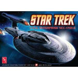 1400 Star Trek USS Enterprise NCC1701E (D) (Plastic: Toys & Games