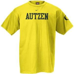 Nike Oregon Ducks Yellow Local II T shirt: Sports & Outdoors