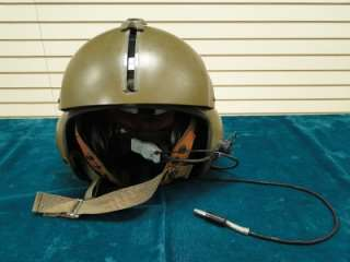 Gentex U.S. Army Helicopter Flight Helmet Regular + Shoulder Holster