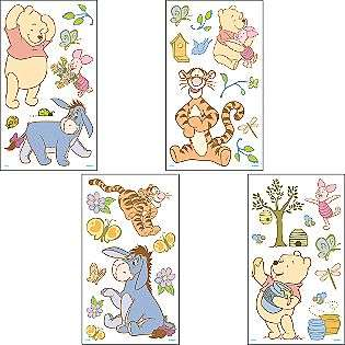 Disney Baby Pooh Wall Stickers  Sandylion For the Home Wall Decor