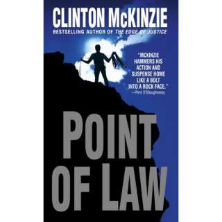 Point of Law, McKinzie, Clinton: Mystery & Suspense
